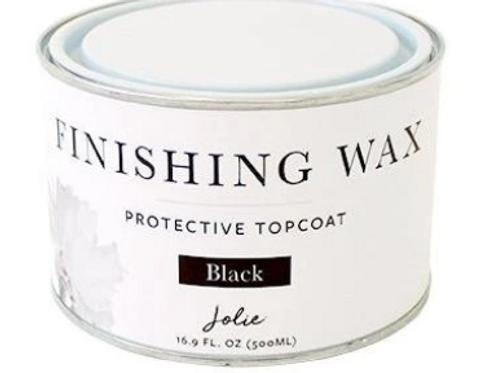 Jolie Finishing Wax - Black