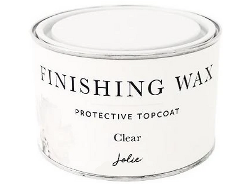 Jolie Finishing Wax -  Clear