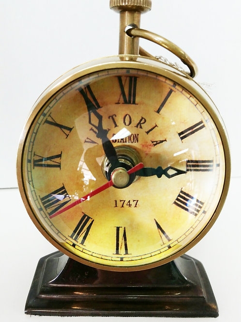 Vintage Clock (Australian Penny)