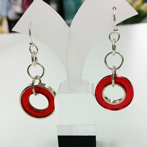 Liv Design mismatch Earrings