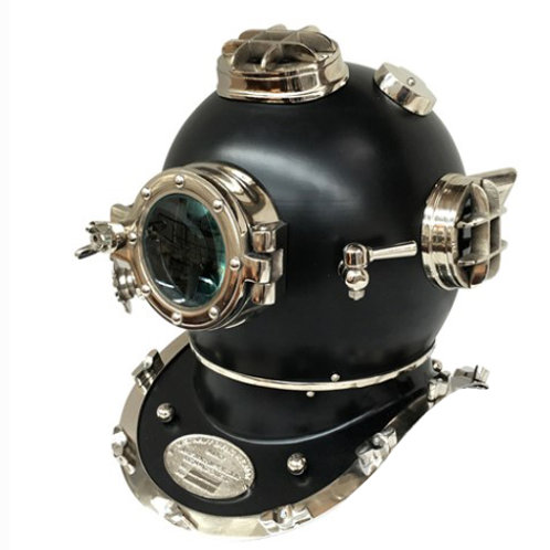 Diving Helmet US Navy