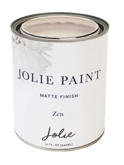 Jolie Paint - Colours -Zen to Terra Rosa