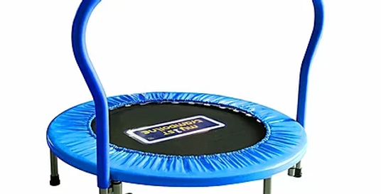 """36"""" My 1st Trampoline with Handle"""