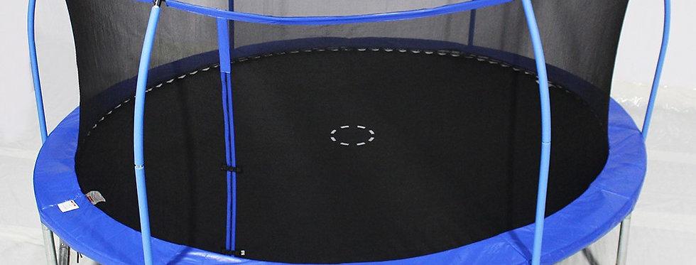 15 X 17ft Steelflex Pro Oval Trampoline