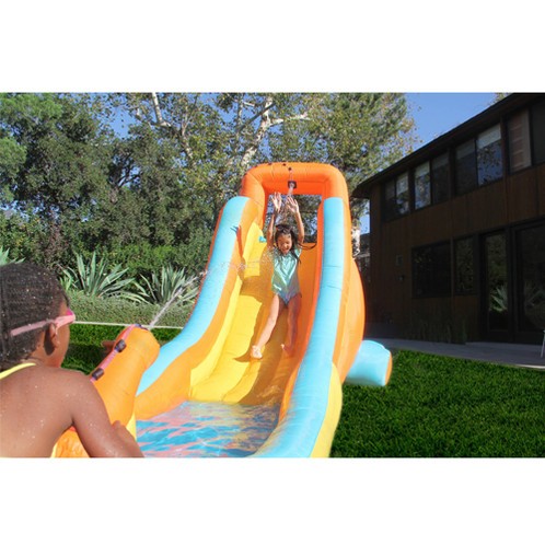 My First Inflatable Water Slide Outdoor Play Equipment