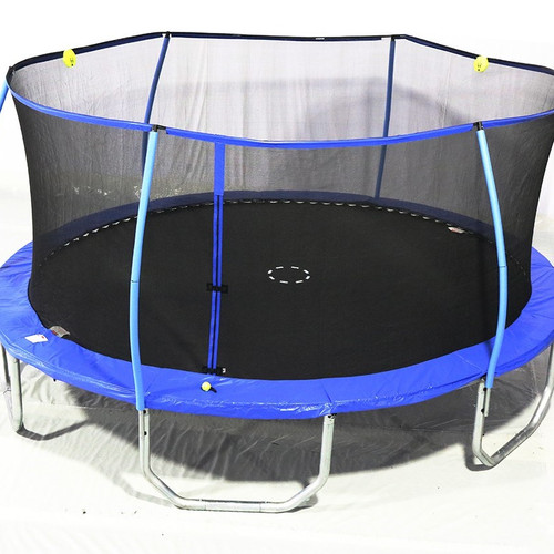 Trampoline Net For 17ft X 15ft Oval: Outdoor Play Equipment