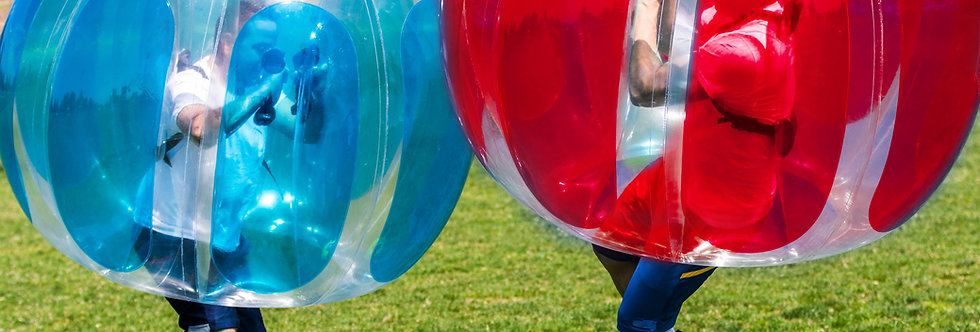 Thunder Bubble Soccer for Adults