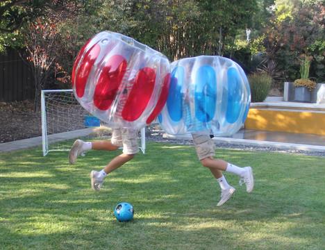 Thunder Bubble Soccer- Kids