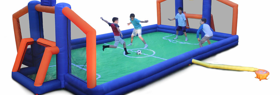 2-in-1 Ultimate Sports Arena