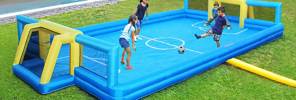 Inflatable Soccer Court