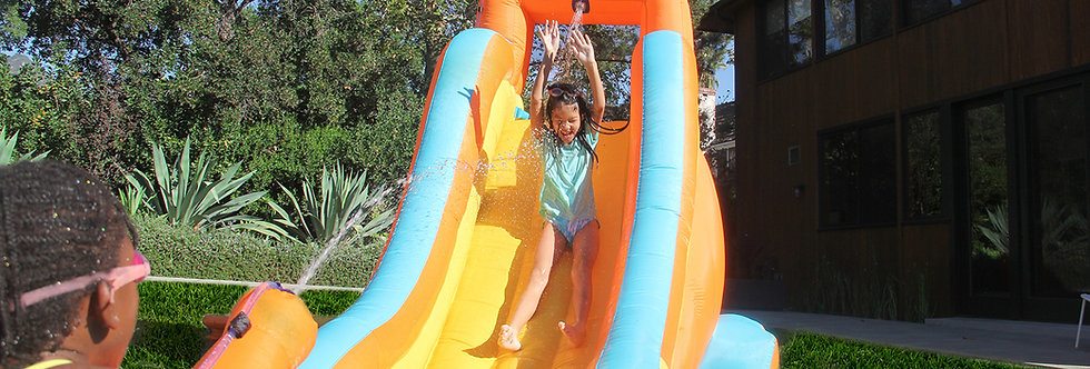 My 1st Water Slide