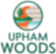 UphamWoods_Logo_Stacked_CMYK transparent