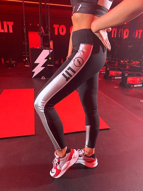 LIT Metallic Leggings // Women's
