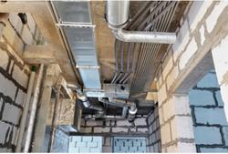 HVAC support System