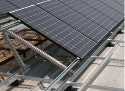 Supporting Solar Mounting Structure