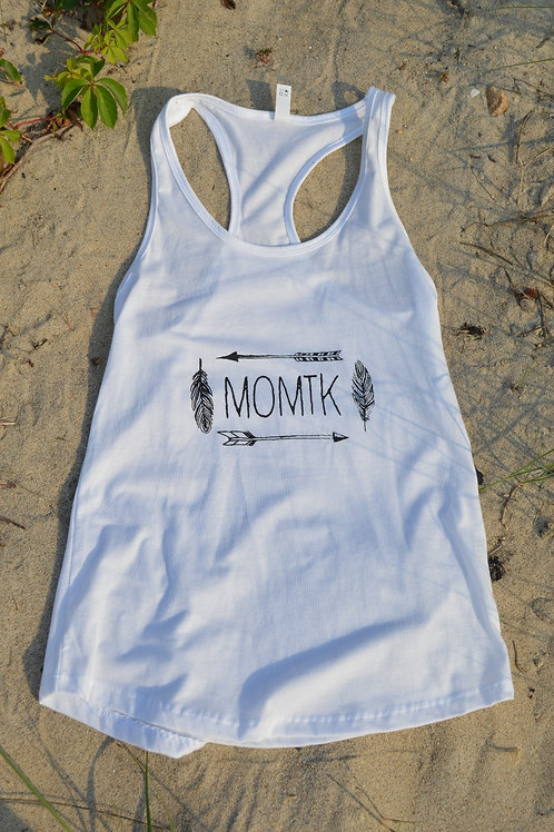 MOMTK Racerback Tank