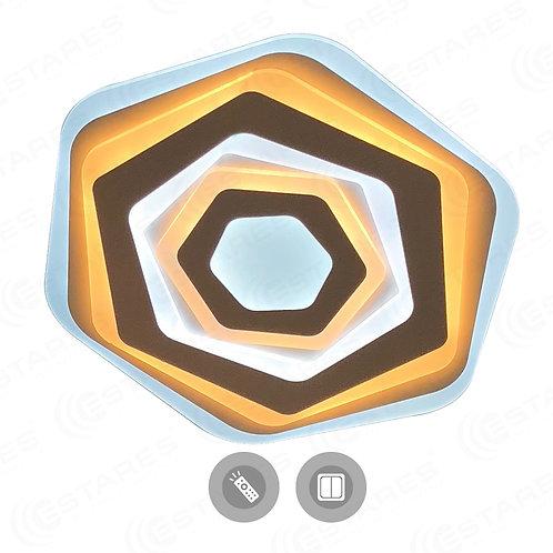 Geometria Sota 80w st-500-white-220-ip44
