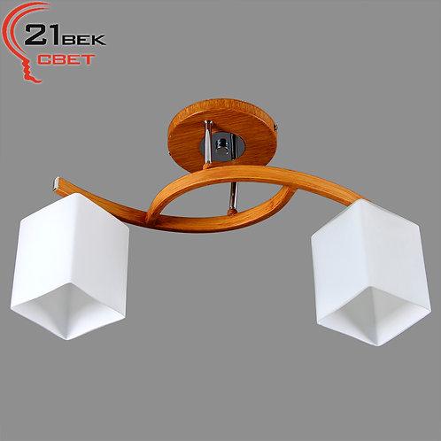 7014/2 (4) Светильник бытовой потолочный (220V 40W E27)