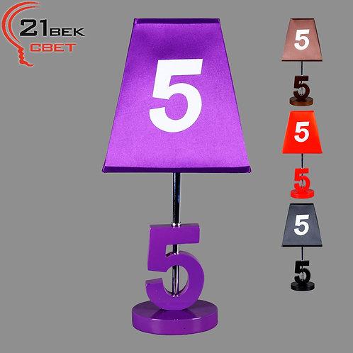 115 MIX (12) (1) Светильник бытовой настольный (220V 40W E27)