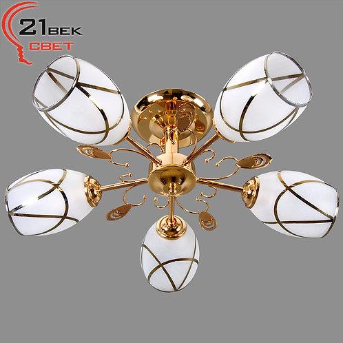 30701/5MIX (4) Светильник потолочный (220V 40W E27)