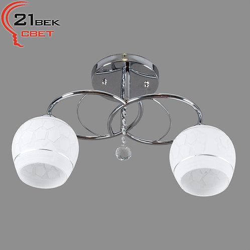 00056/2MIX (4) Светильник потолочный (220V 40W E27)