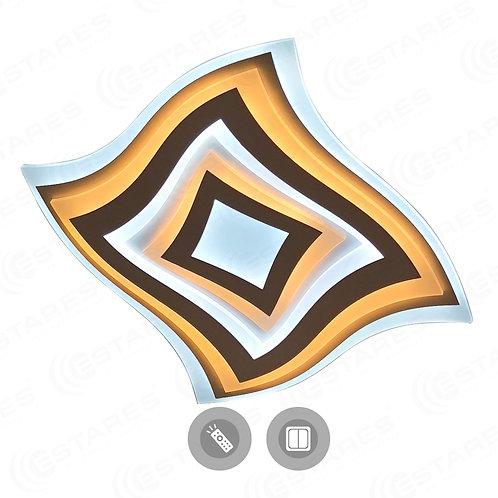 Geometria Quarto 80w q-650-white-220-ip44