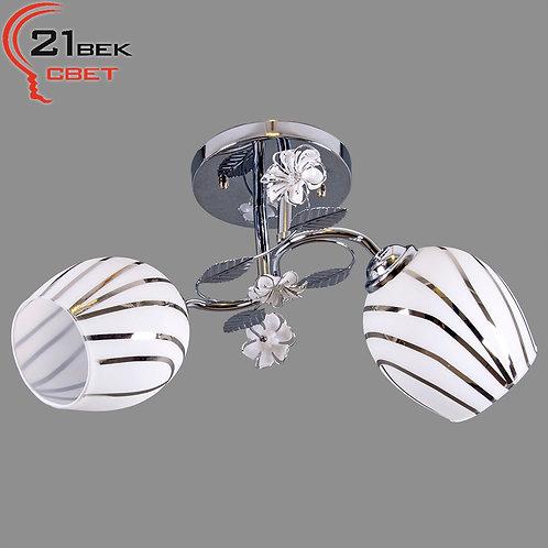 72822/2 (4) MIX Светильник бытовой потолочный  (220V 40W E27)