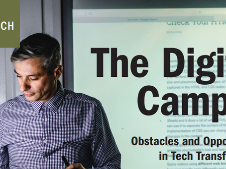 Obstacles and Opportunities in Tech Transformation