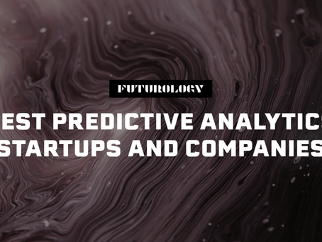Analytikus was nominated as a Top Predictive Analytics Company in Florida by futurology