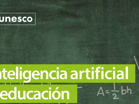 Inteligencia artificial y educación - UNESCO