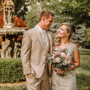 Austin & Hilary {wedding}