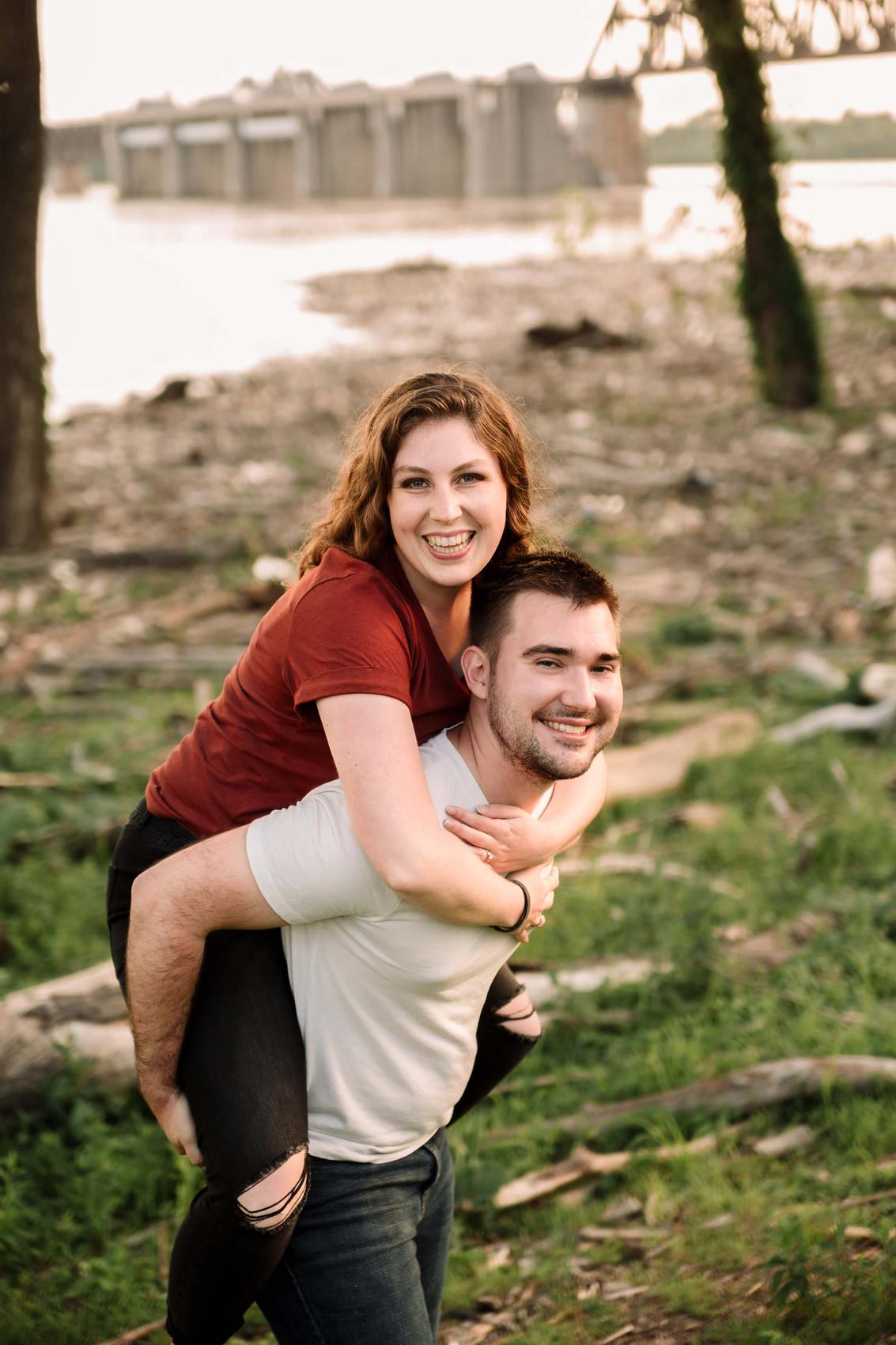 Couples adventure photographer