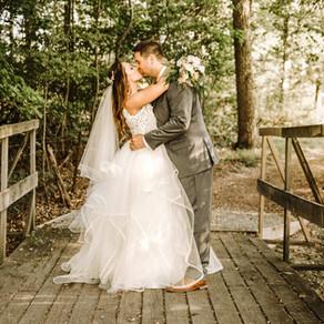 Bryce & Lauren {wedding}