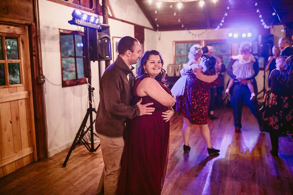 Southern Indiana wedding photographer