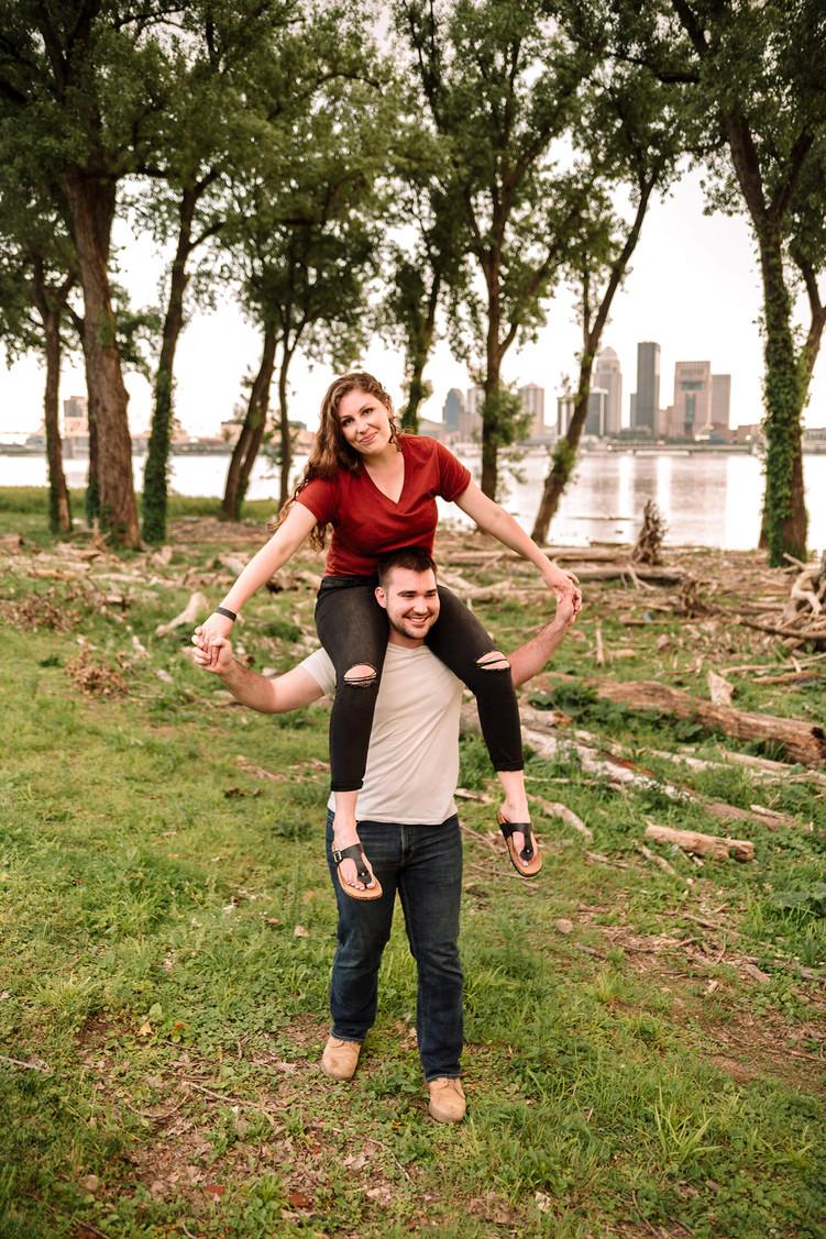 Kentucky engagement photographer