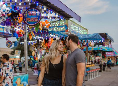 Cory & Natalie - Kentucky State Fair