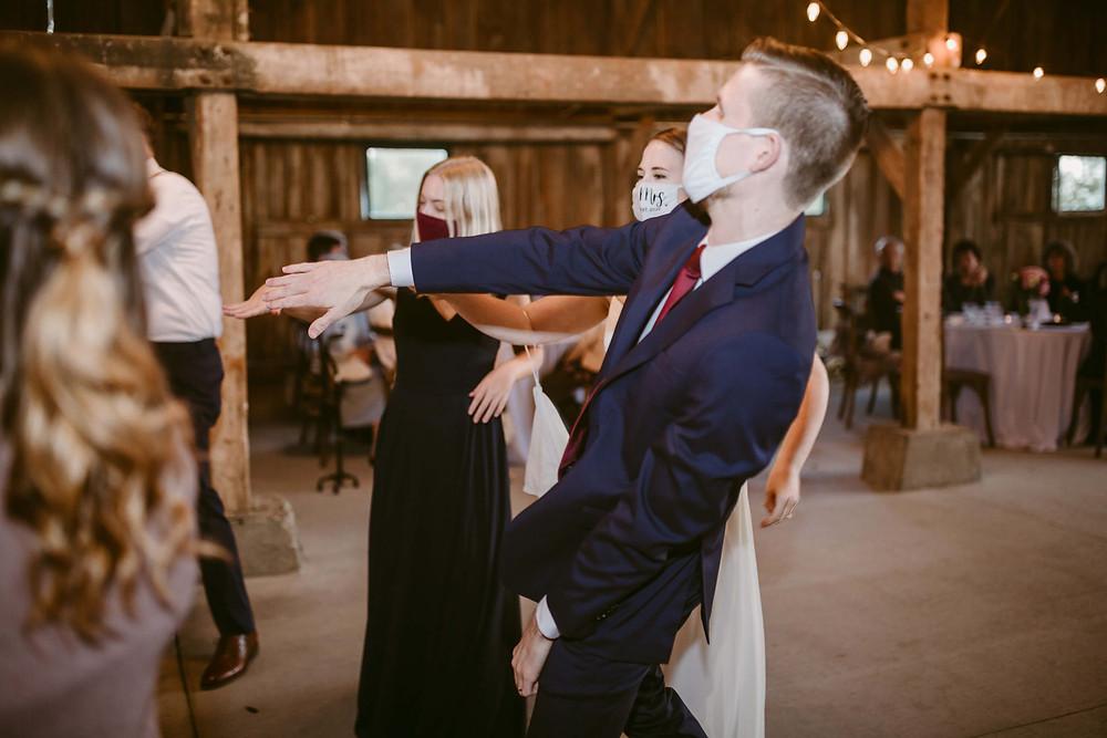 Barn wedding inspiration