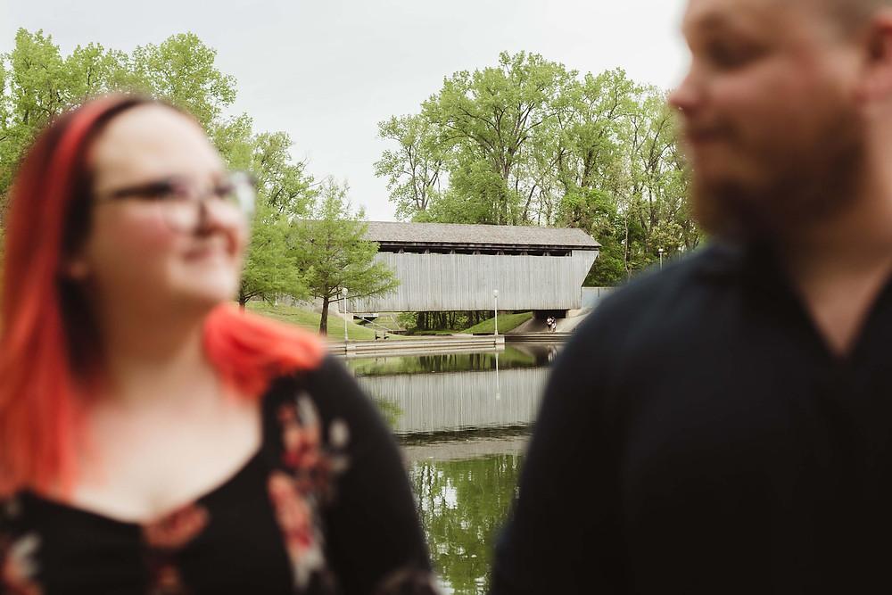 Louisville Kentucky engagement photographer