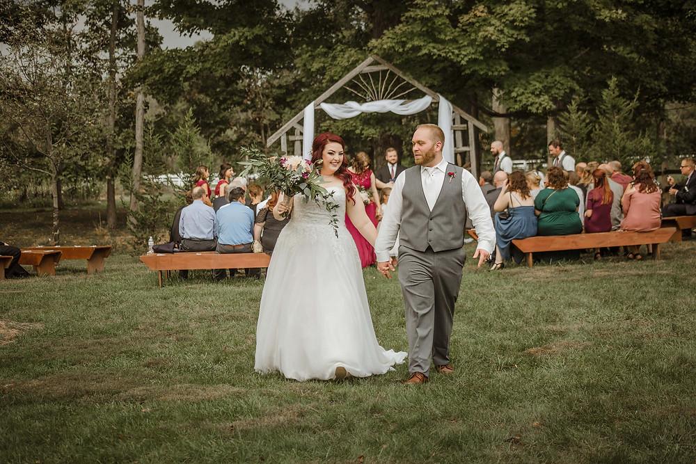Wedding at the Marmalade Lily