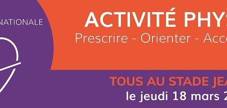 Journée de Formation Nationale Activité Physique