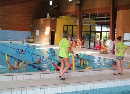 Stage natation et diabète