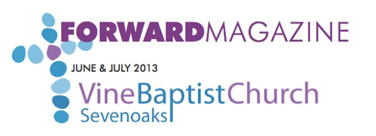Vine Baptist Church Forward Magazine