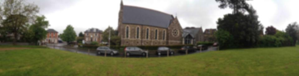 Vine Baptist Church, Sevenoaks