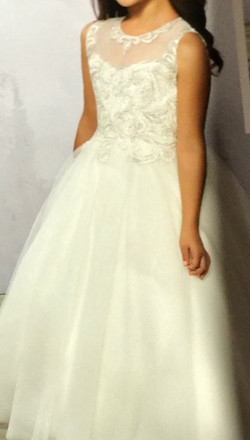 first communion dres3
