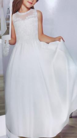 first communion dress girl
