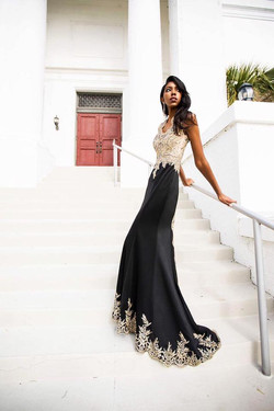 modelo formal dress 3