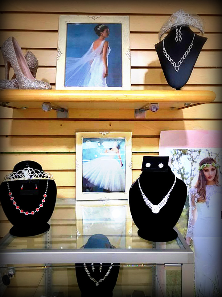 bridal accesories sets 2