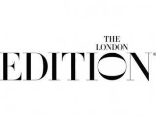 The London EDITION - our new home away from home!