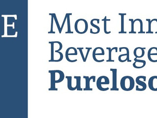 purelosophy mentioned as the most innovative beverage brand in Switzerland 2017