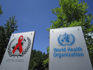 purelosophy is at the World Health Organisation HQ in Geneva